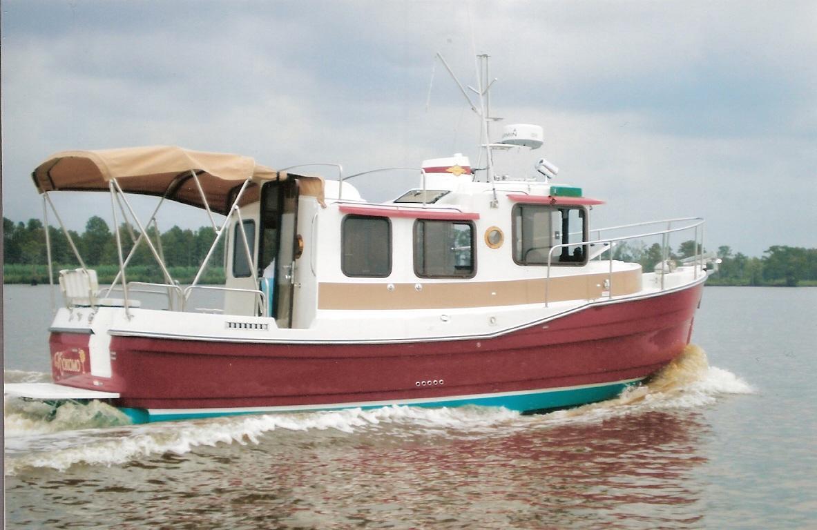 Ranger Tugs 25