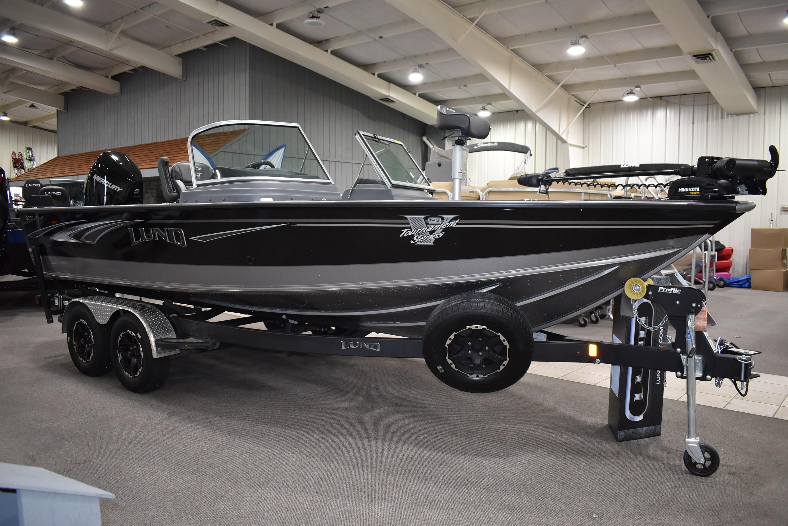 2019 Lund 2075 Pro V Smithville, Missouri - Smithville Marine