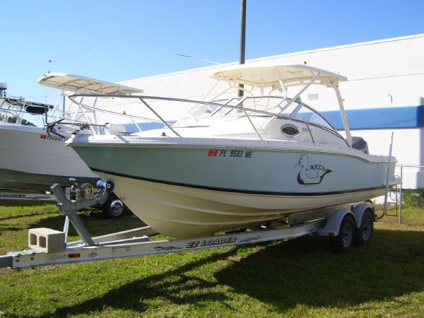 2003 Scout 242 Abaco For Sale. Find An Available Slip · Learn To Operate ...