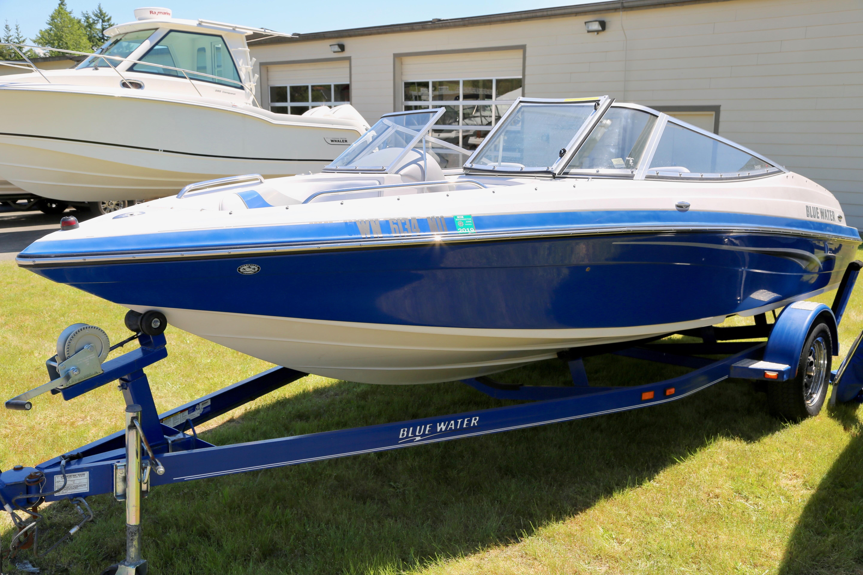 2007 Bluewater 195