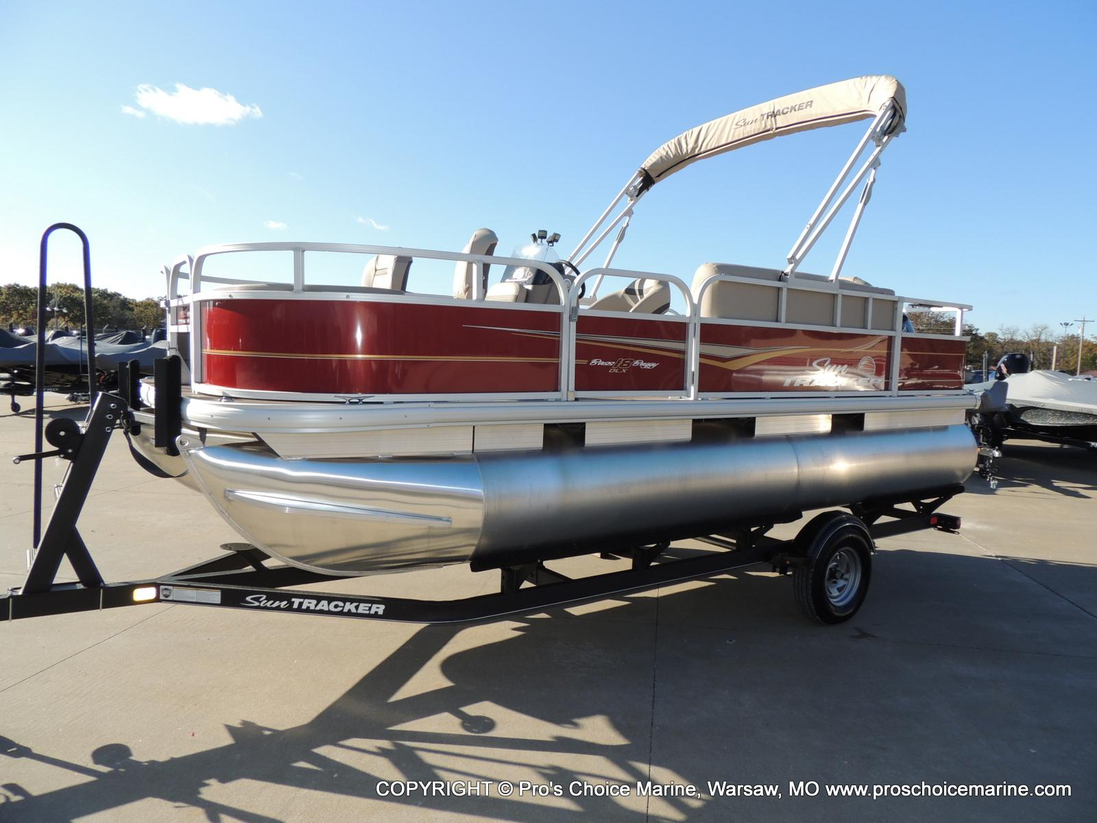 2020 Sun Tracker boat for sale, model of the boat is Bass Buggy 18 DLX & Image # 41 of 50