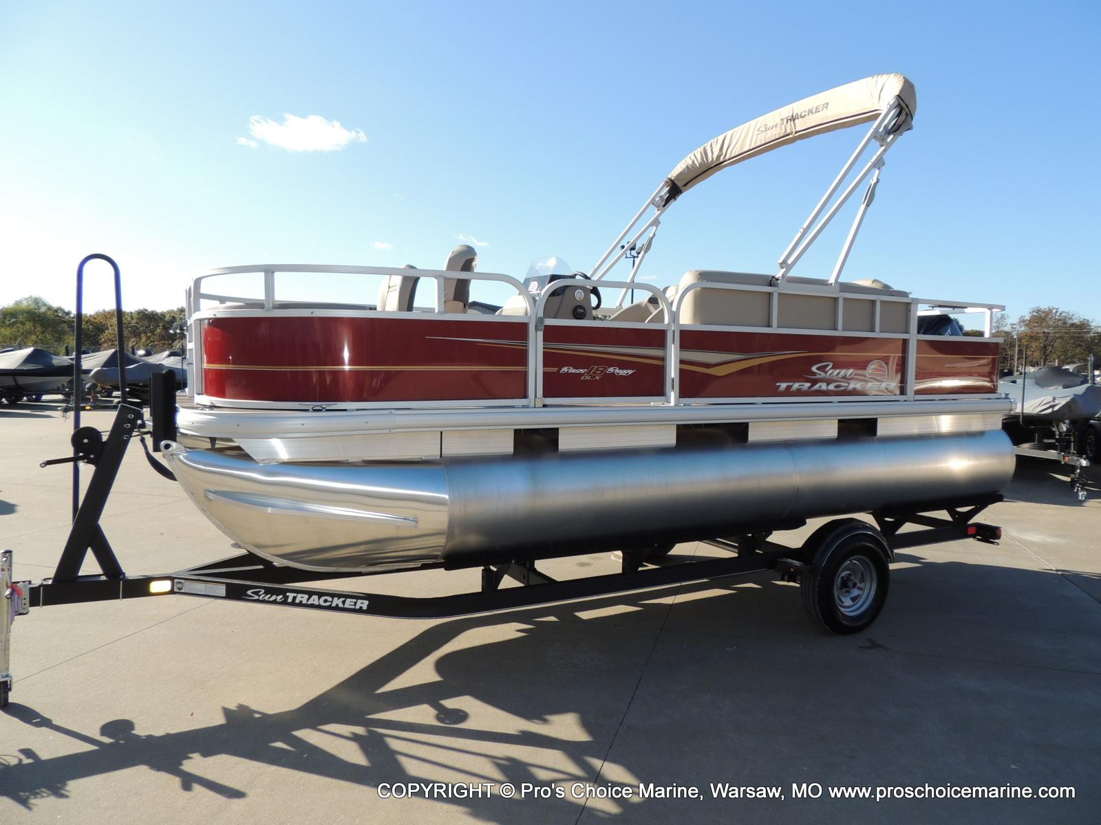 2020 Sun Tracker boat for sale, model of the boat is Bass Buggy 18 DLX & Image # 42 of 50