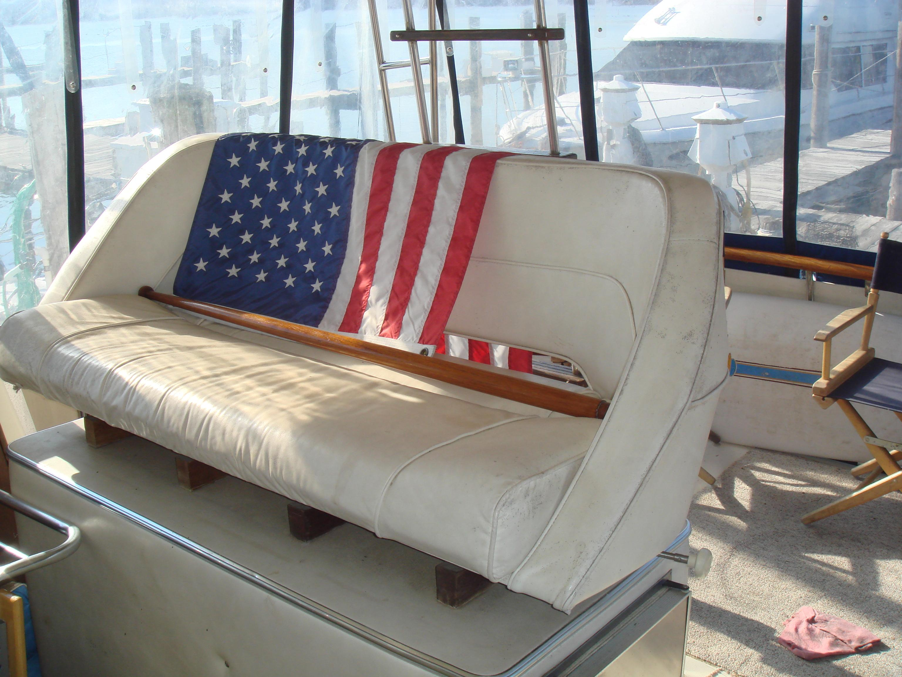 Captain Seating