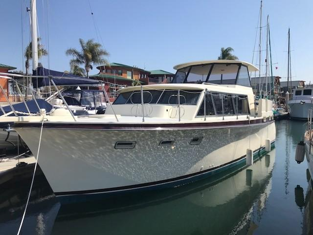 Picture Of:  41' Hatteras 41 1967Yacht For Sale | 28