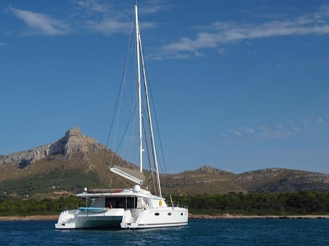 67' Fountaine Pajot 2014