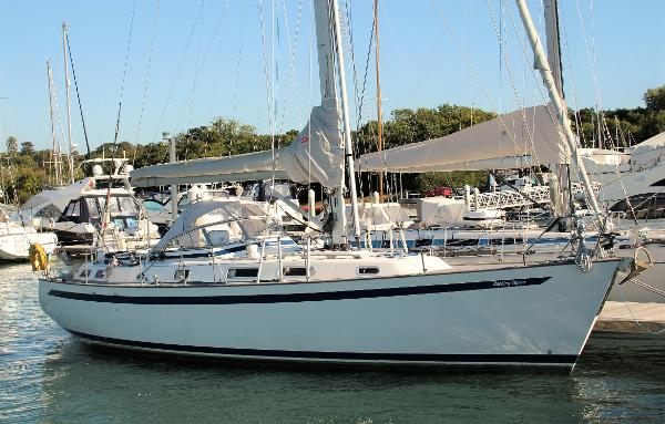 Najad 400 used boat for sale from Boat Sales International