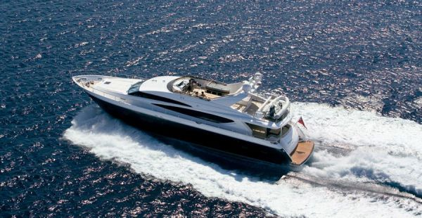 Manufacturer Provided Image: Princess 95 Motor Yacht