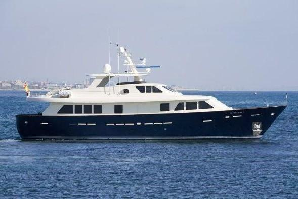 93.83 ft Benetti Sail Division