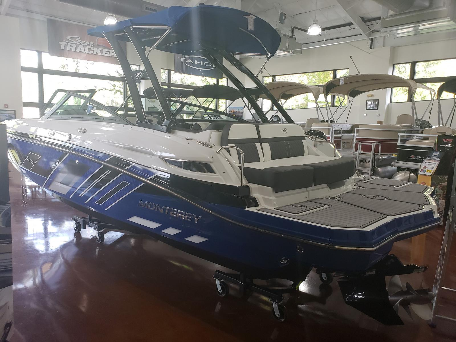 2019 Monterey boat for sale, model of the boat is M4 w/ I/O Mercruiser 300HP CAT.2.2 BR3 & Image # 1015 of 2574