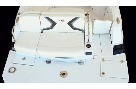 2019 Monterey boat for sale, model of the boat is M4 w/ I/O Mercruiser 300HP CAT.2.2 BR3 & Image # 1405 of 2574