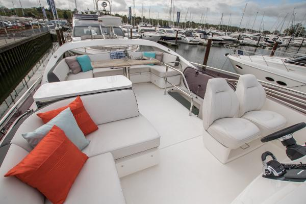 Princess Motor Yacht Sales - Used Princess 43