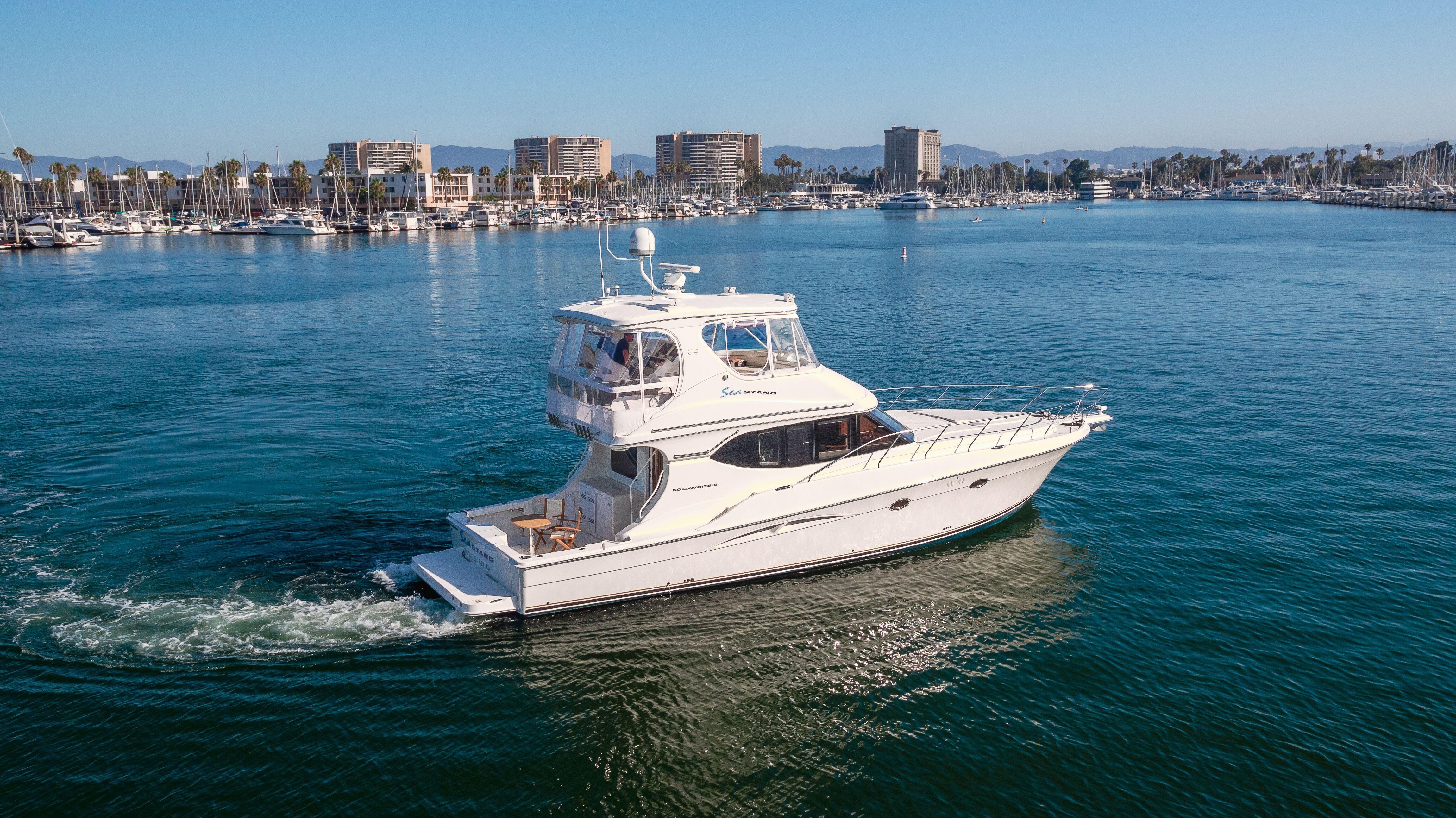 Used Silverton Sportfish & Cruisers for Sale - Silverton MLS