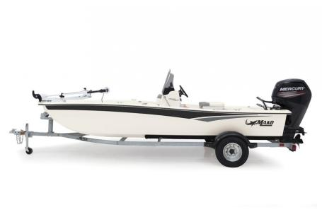 2019 Mako boat for sale, model of the boat is SKIFF 17 w/ Mercury 75ELPT 4S & Image # 10 of 40