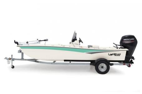 2019 Mako boat for sale, model of the boat is SKIFF 17 w/ Mercury 75ELPT 4S & Image # 23 of 40