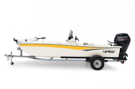 2019 Mako boat for sale, model of the boat is SKIFF 17 w/ Mercury 75ELPT 4S & Image # 24 of 40