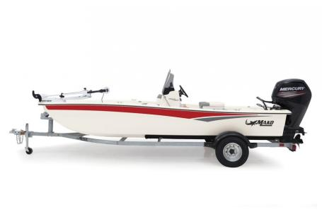 2019 Mako boat for sale, model of the boat is SKIFF 17 w/ Mercury 75ELPT 4S & Image # 28 of 40