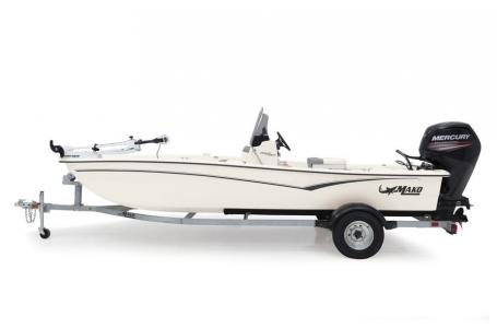 2019 Mako boat for sale, model of the boat is SKIFF 17 w/ Mercury 75ELPT 4S & Image # 34 of 40