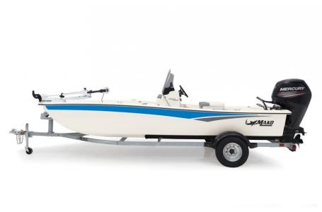 2019 Mako boat for sale, model of the boat is SKIFF 17 w/ Mercury 75ELPT 4S & Image # 37 of 40