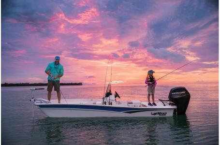 2019 Mako boat for sale, model of the boat is SKIFF 17 w/ Mercury 75ELPT 4S & Image # 38 of 40