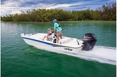 2019 Mako boat for sale, model of the boat is SKIFF 17 w/ Mercury 75ELPT 4S & Image # 4 of 40