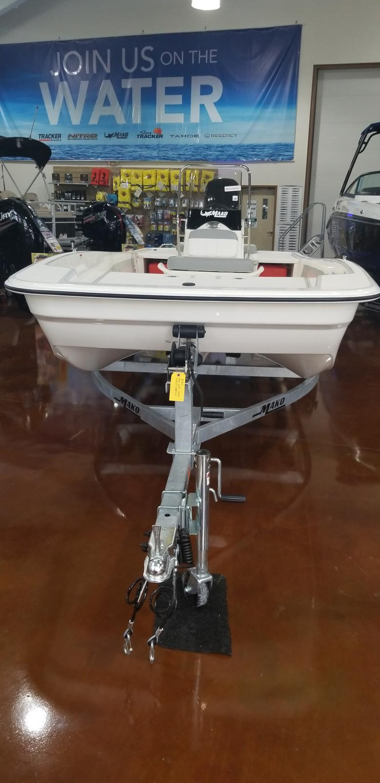 2019 Mako boat for sale, model of the boat is SKIFF 17 w/ Mercury 75ELPT 4S & Image # 8 of 40