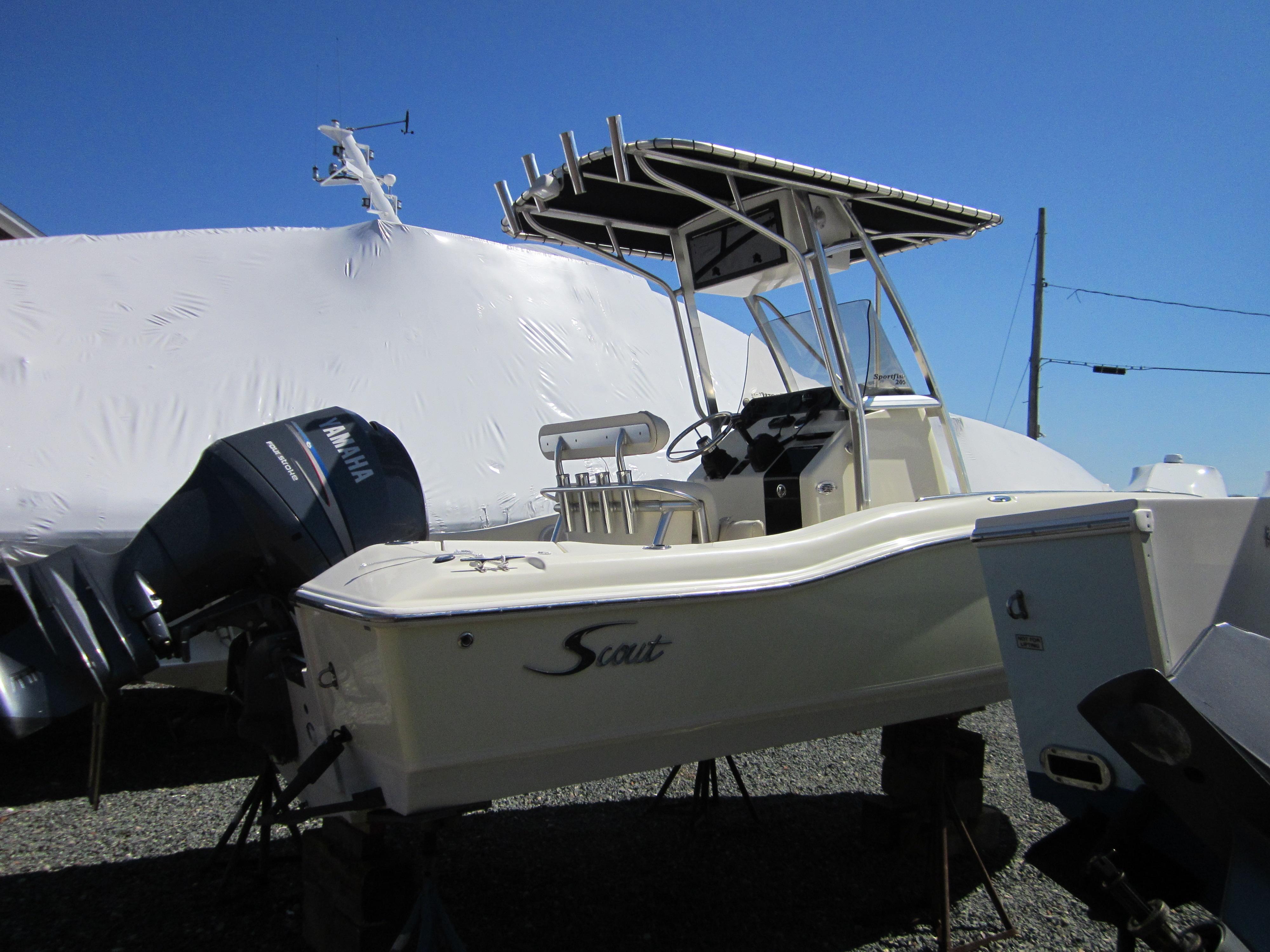 Scout Boats205 Sportfish
