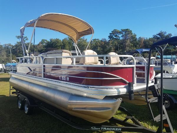 2018 SUN TRACKER FISHIN BARGE 20 for sale