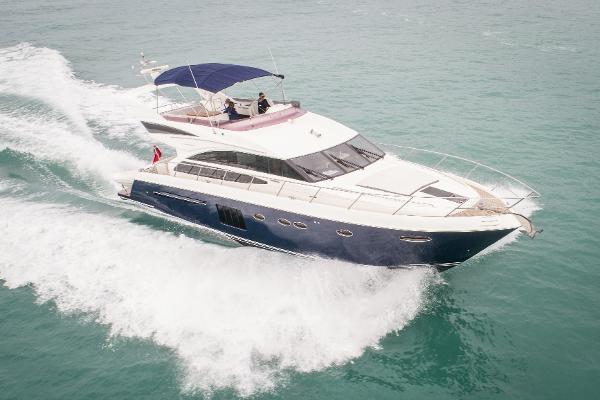 Princess Motor Yacht Sales - Used Princess 64 - Last Share Remaining