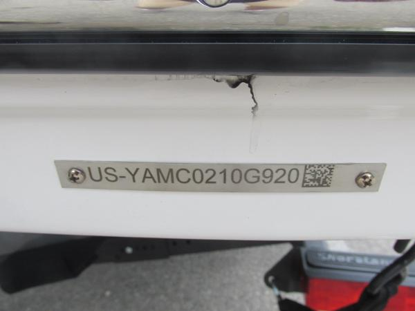 2020 Yamaha boat for sale, model of the boat is 195S & Image # 33 of 33