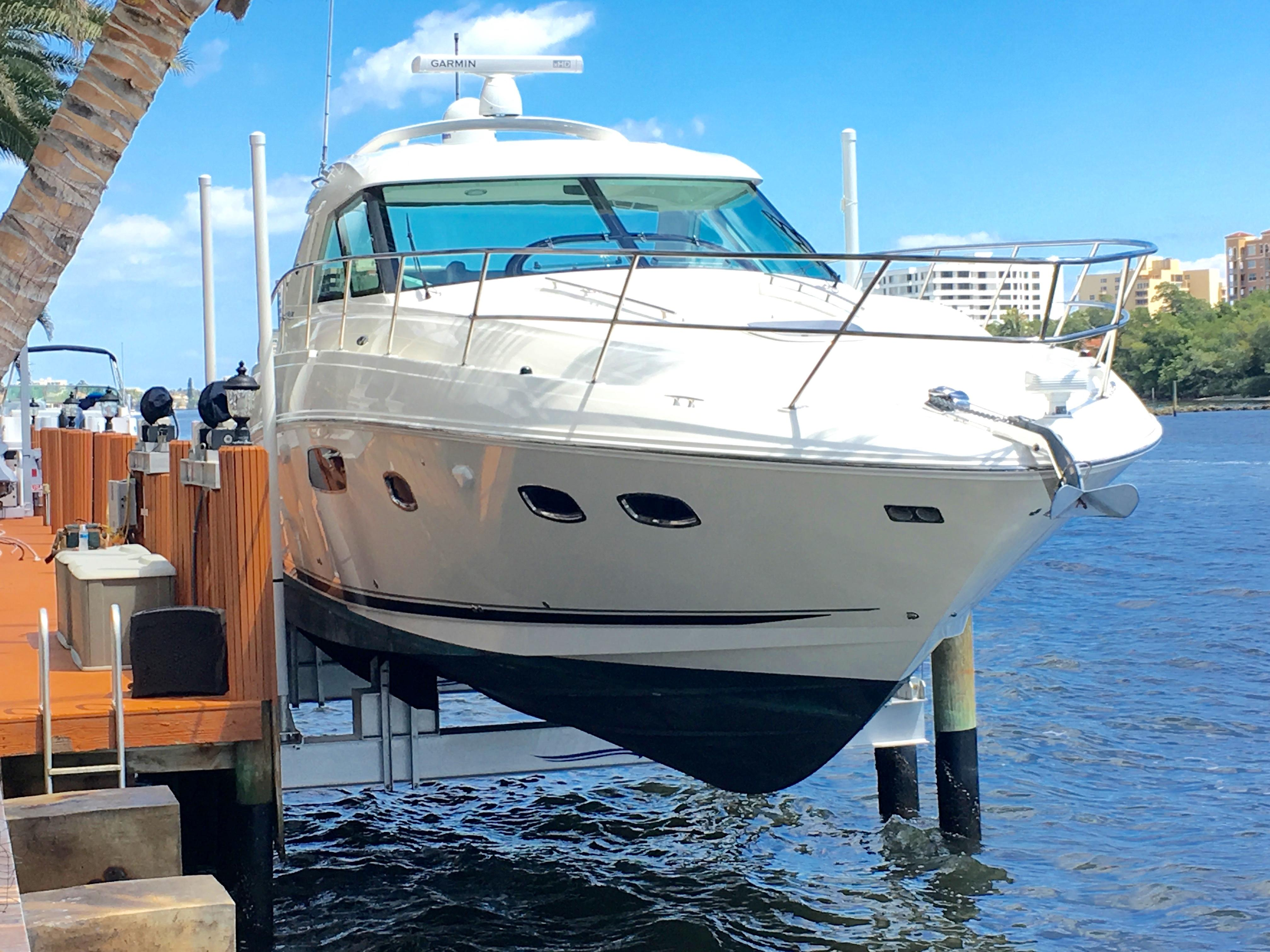 45' Sea Ray 2010 450 Sundancer