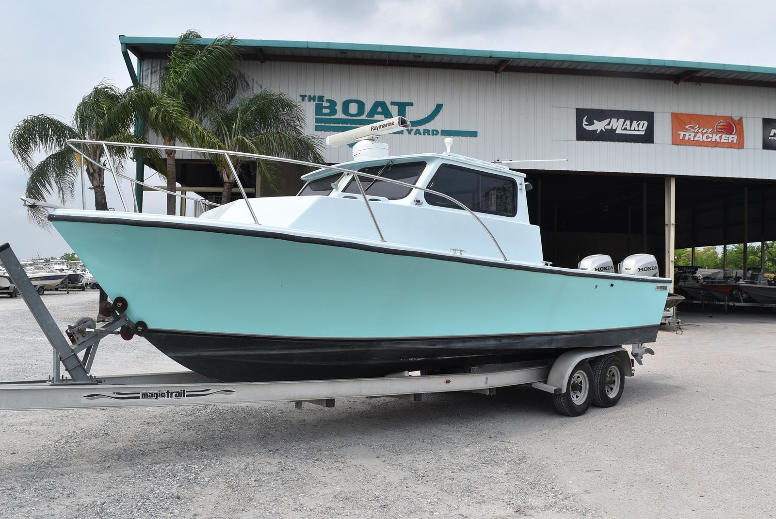 1991 Downeaster boat for sale, model of the boat is 25 & Image # 1 of 22