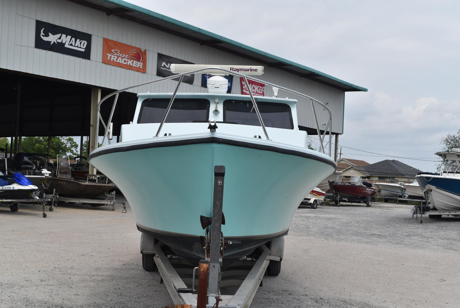 1991 Downeaster boat for sale, model of the boat is 25 & Image # 10 of 22