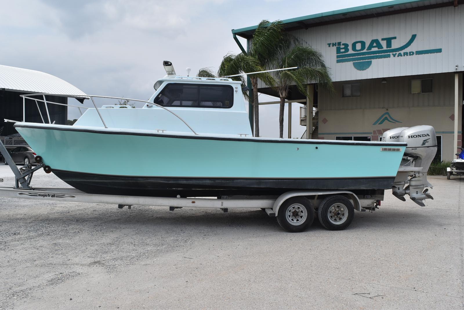 1991 Downeaster boat for sale, model of the boat is 25 & Image # 15 of 22