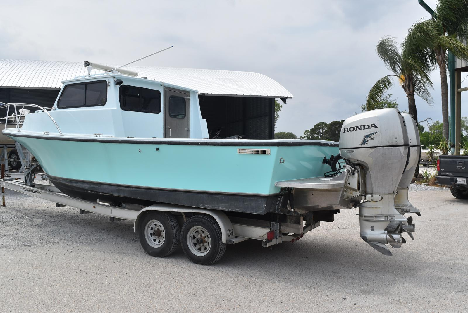 1991 Downeaster boat for sale, model of the boat is 25 & Image # 16 of 22