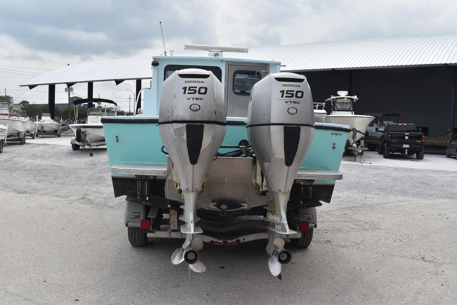 1991 Downeaster boat for sale, model of the boat is 25 & Image # 17 of 22