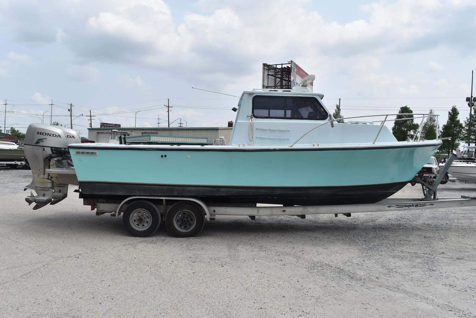 1991 Downeaster boat for sale, model of the boat is 25 & Image # 8 of 22