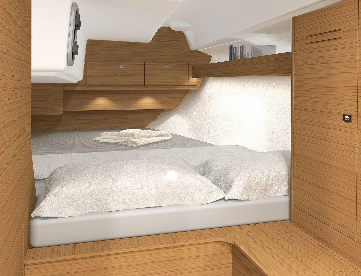 Manufacturer Provided Image: Dufour 360 Grand Large Cabin