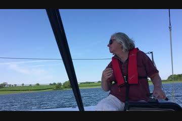 BTC 22 yacht video