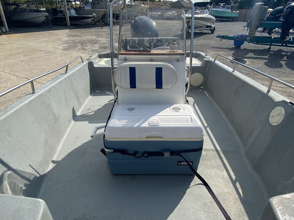 2001 Sea Fox boat for sale, model of the boat is 195 Bay Fisher & Image # 6 of 14