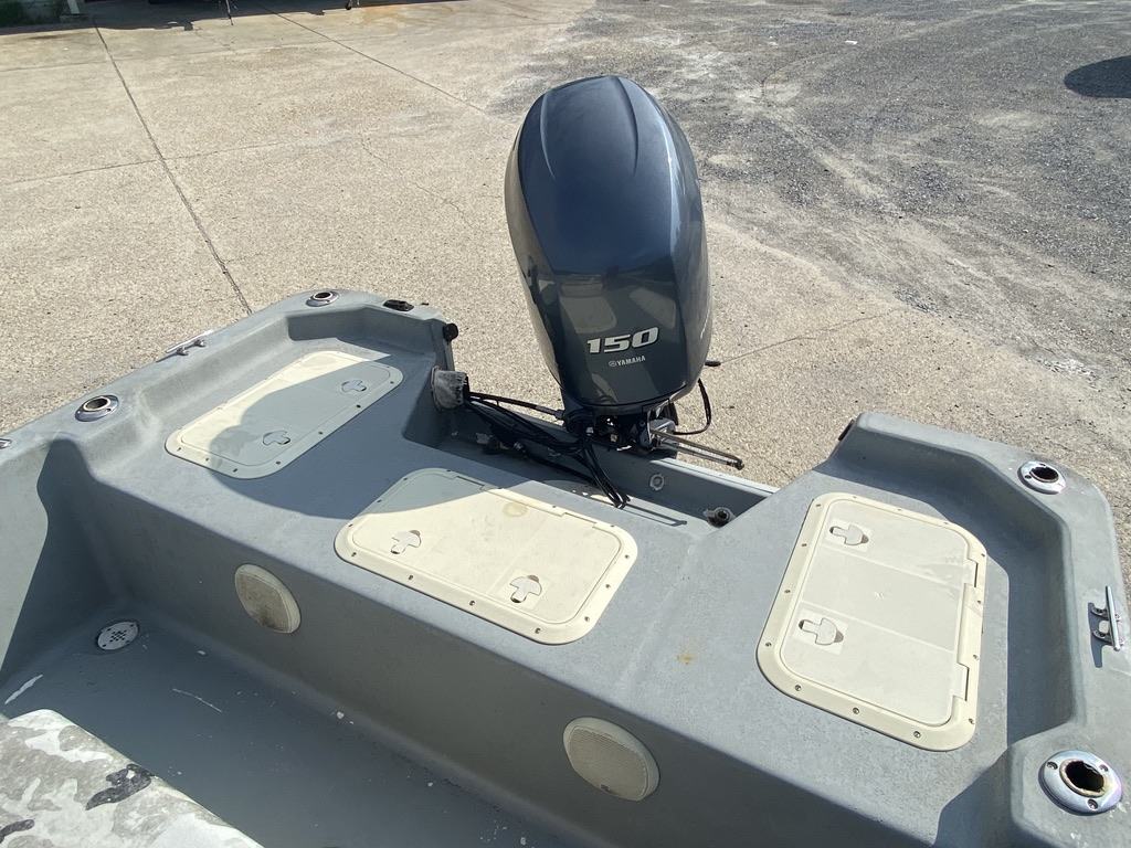 2001 Sea Fox boat for sale, model of the boat is 195 Bay Fisher & Image # 10 of 14