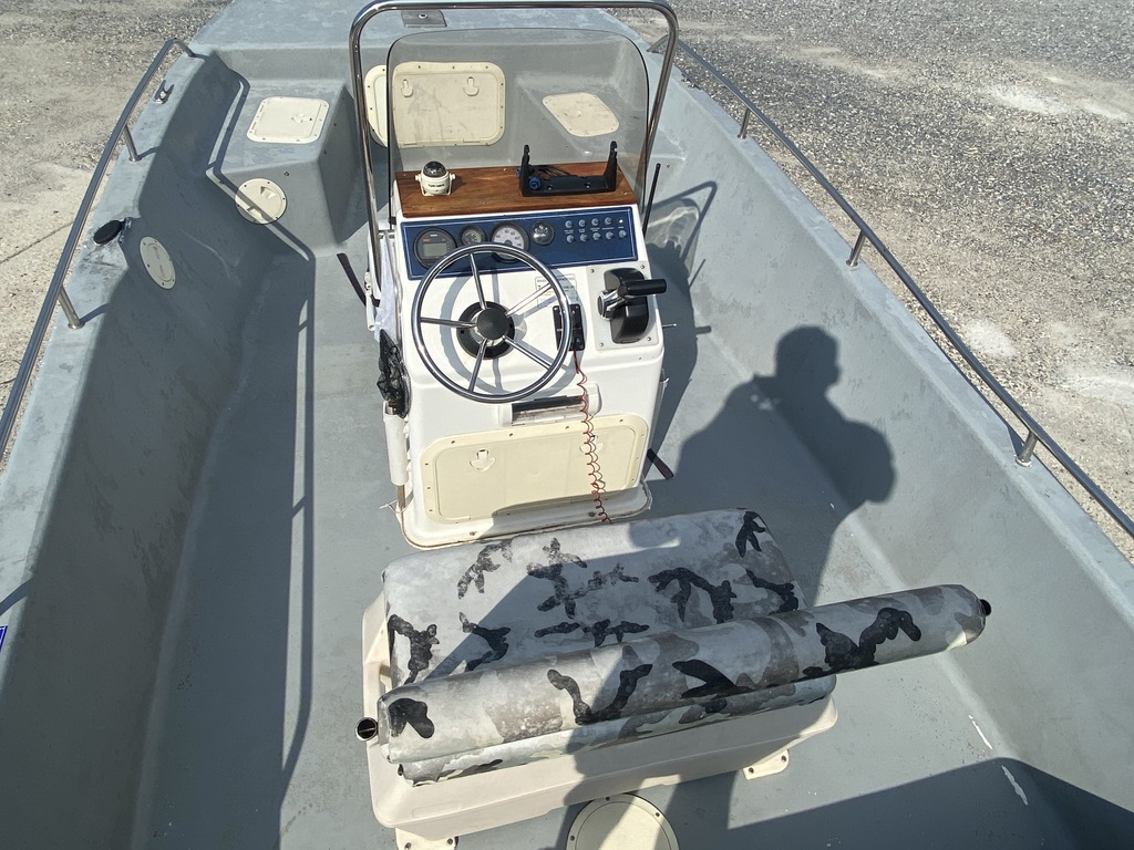 2001 Sea Fox boat for sale, model of the boat is 195 Bay Fisher & Image # 11 of 14