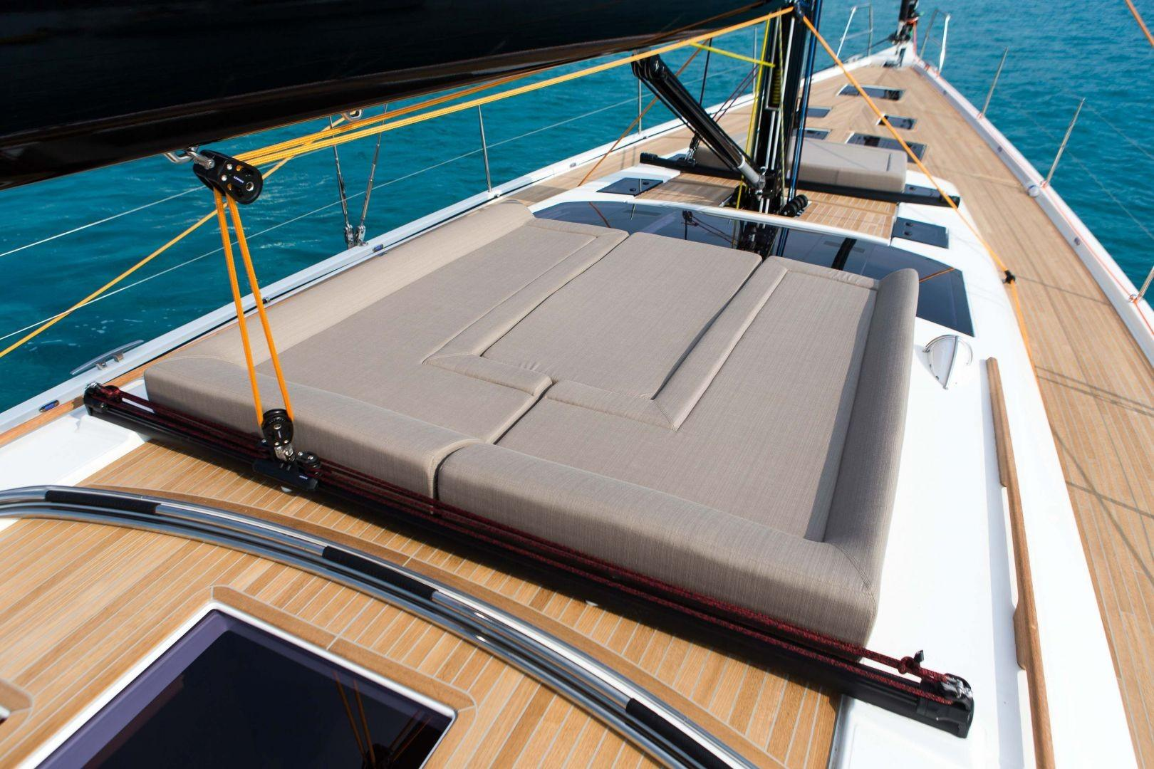 Manufacturer Provided Image: Dufour Exclusive 56