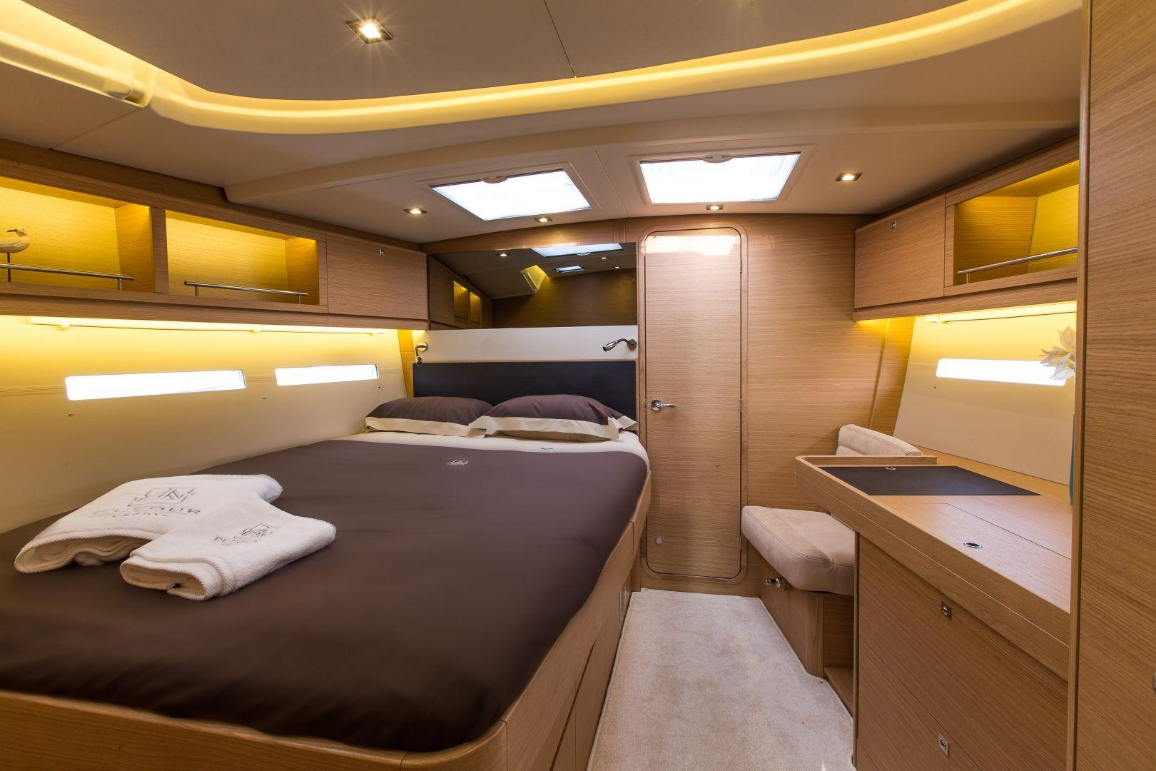 Manufacturer Provided Image: Dufour Exclusive 56 Cabin