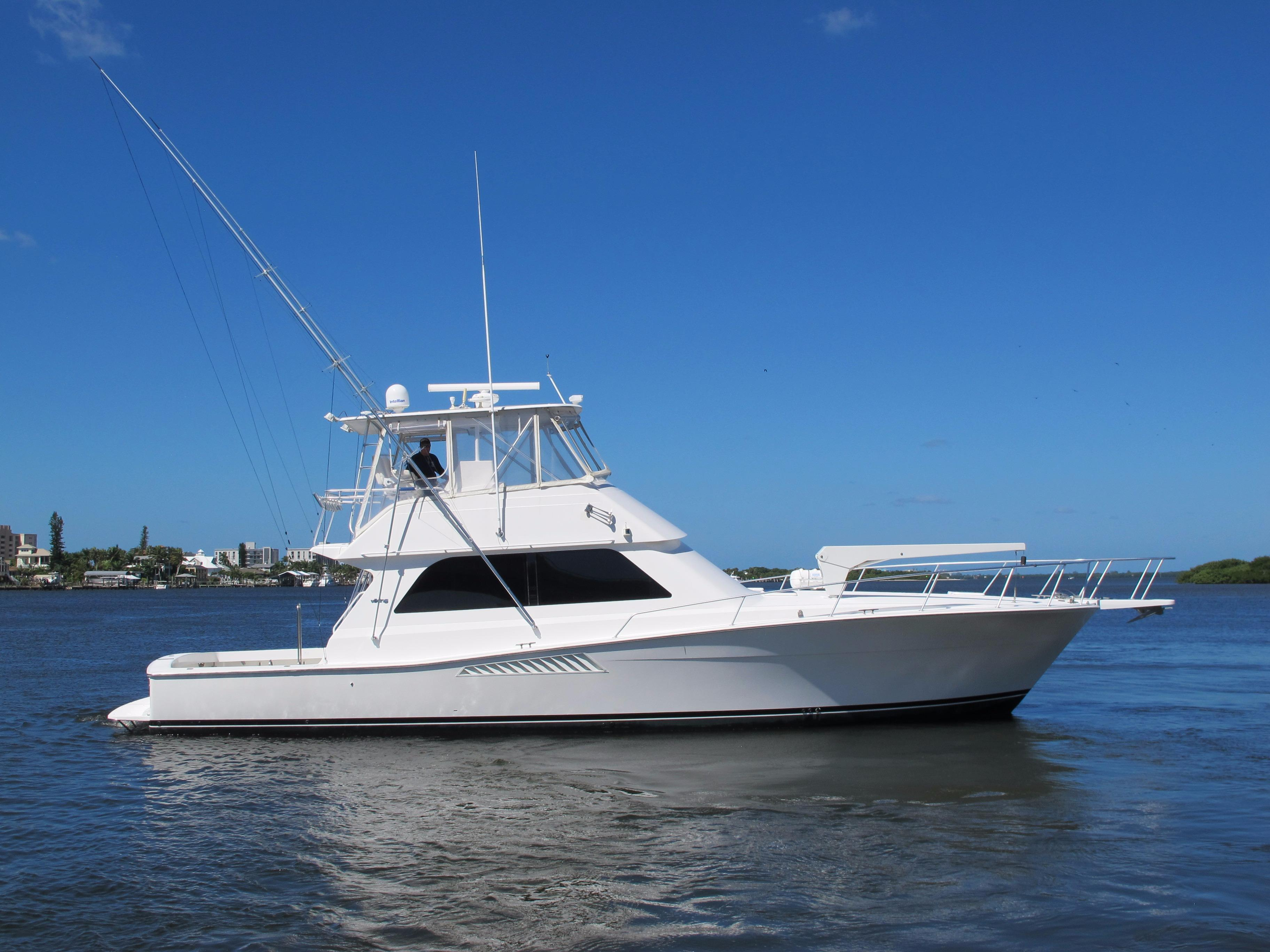 Used viking 50 convertible yachts for sale for Viking fishing boats