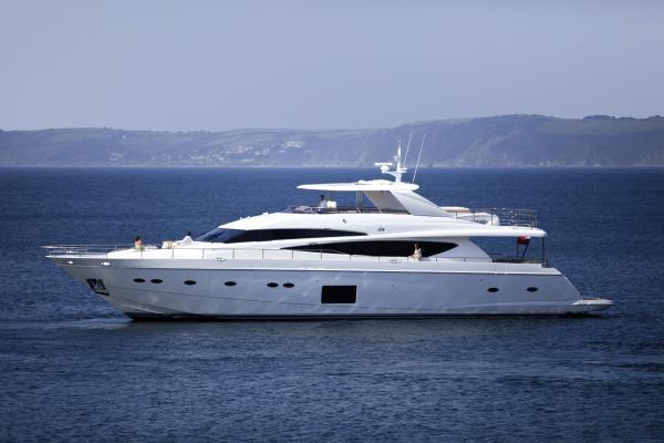 Princess Flybridge 98 Motor Yacht