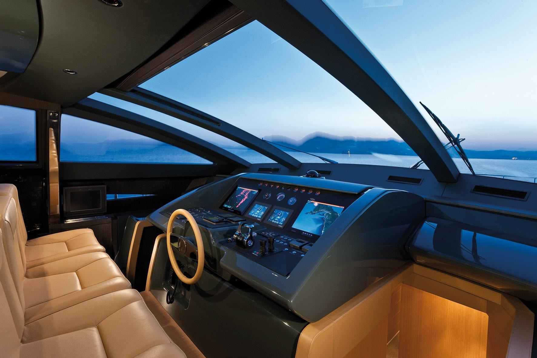 Manufacturer Provided Image: Riva 86' DOMINO Helm