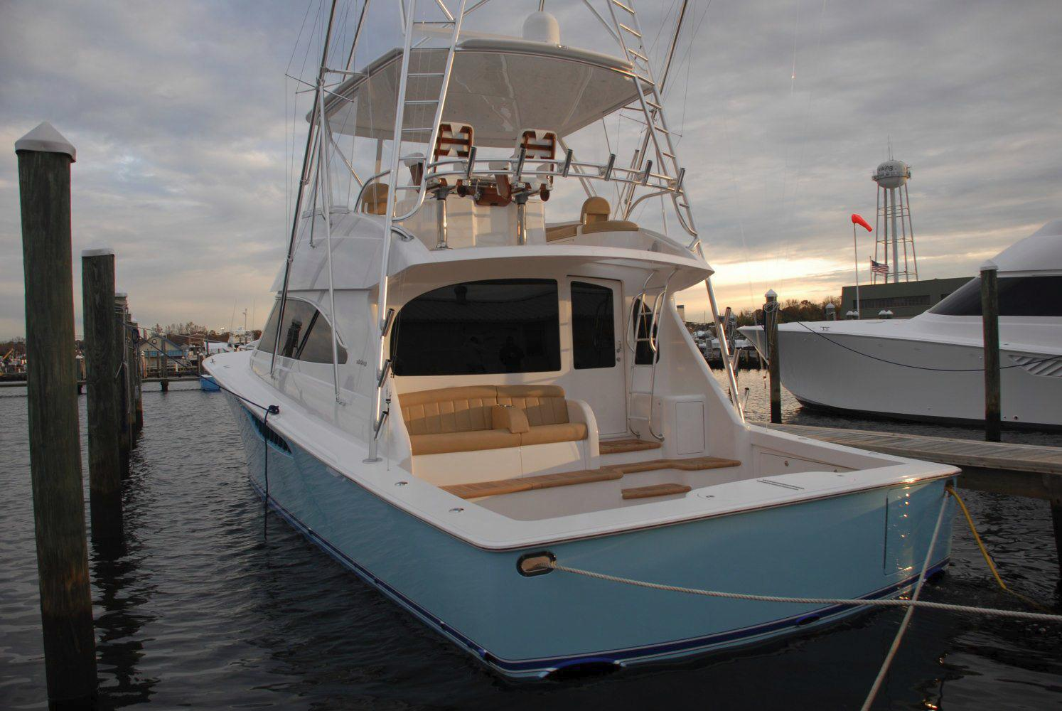 2013 viking yachts 55 convertible for sale galati yacht for Viking sport fish