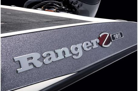 2020 Ranger Boats boat for sale, model of the boat is Z185 w/ 150L Pro XS 4S & Image # 47 of 49
