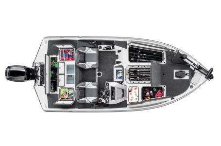2020 Ranger Boats boat for sale, model of the boat is Z185 w/ 150L Pro XS 4S & Image # 7 of 49