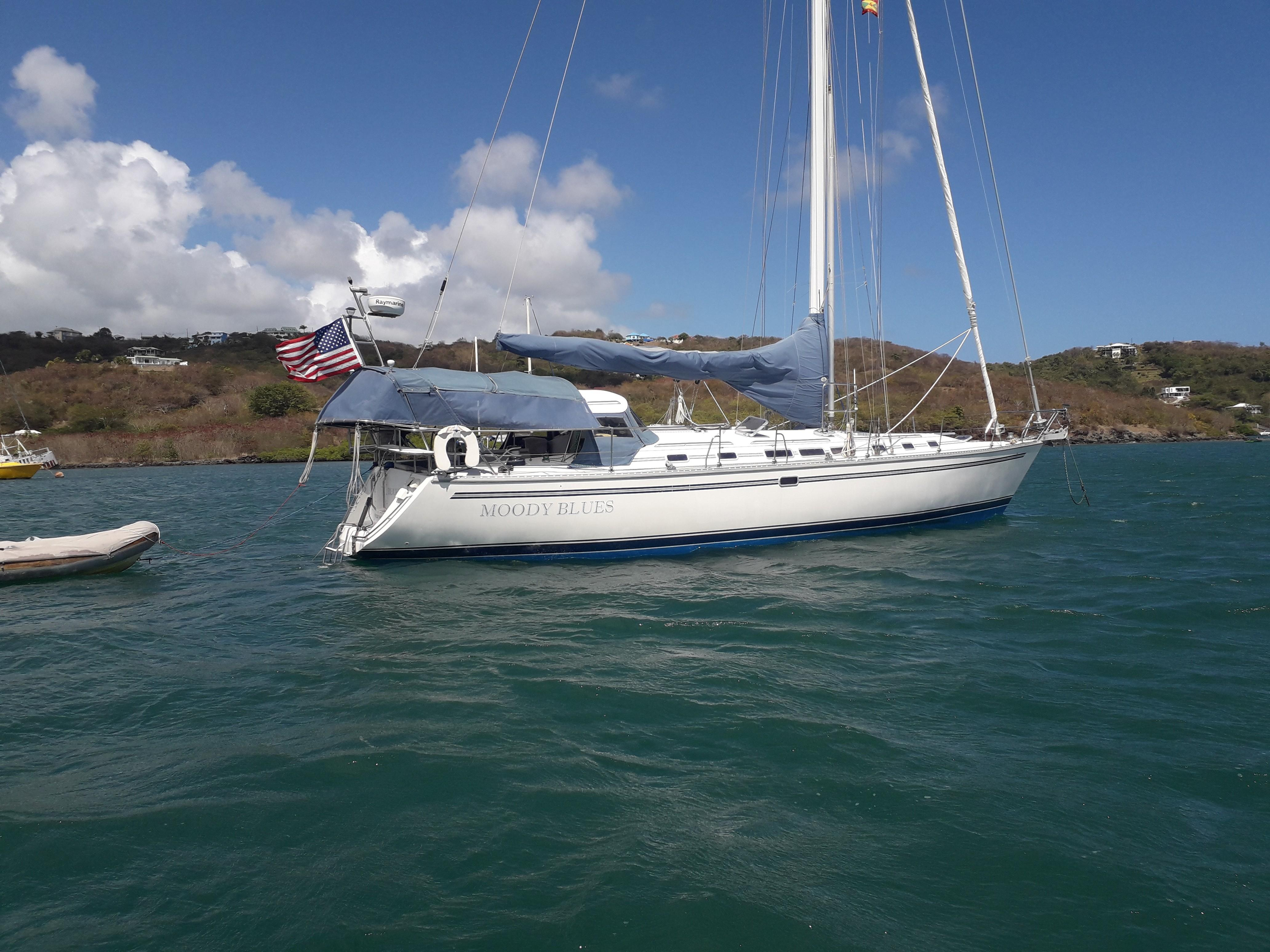 50 Catalina Moody Blues 1994 Unknown   Denison Yacht Sales